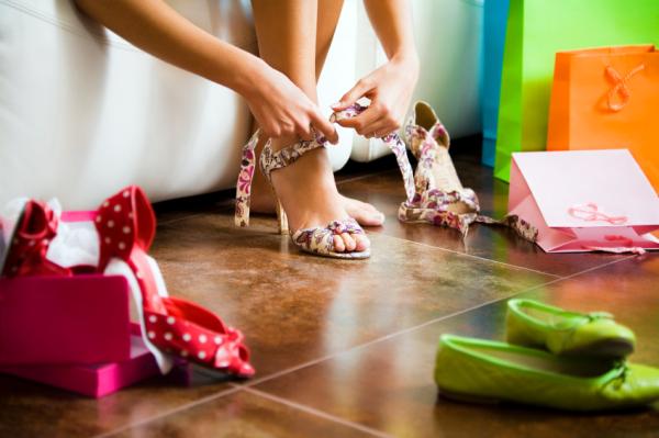 women's & men's shoes