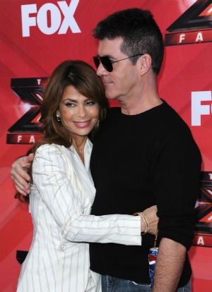 Simon Cowell gets judgy