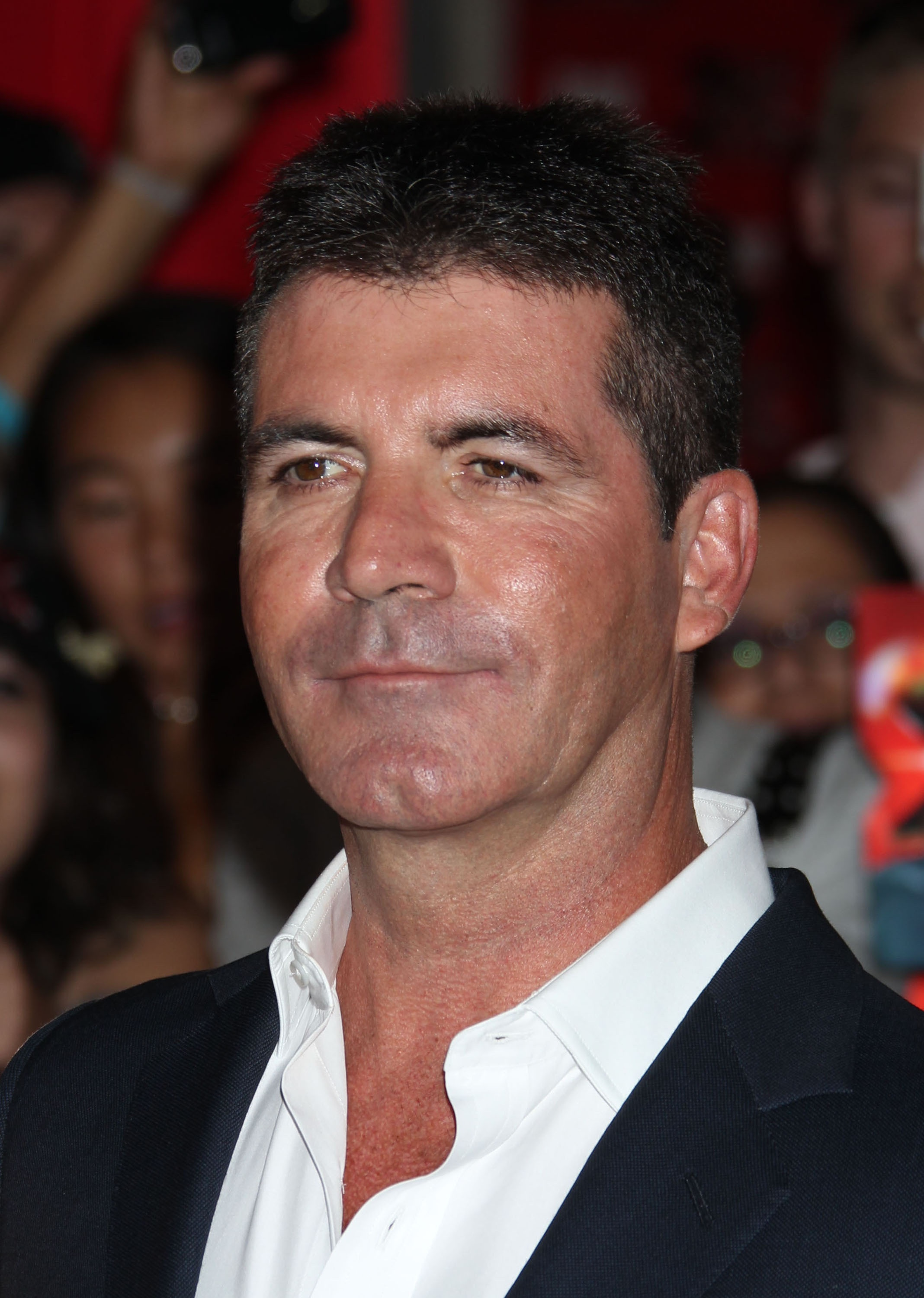 simon cowell whitney houston x factor