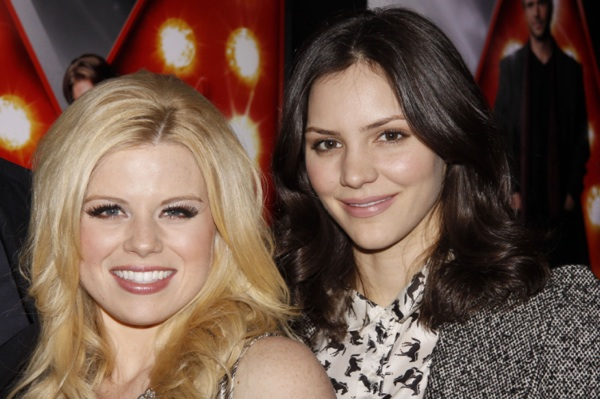 Smash - Megan Hilty and Katharine McPhee