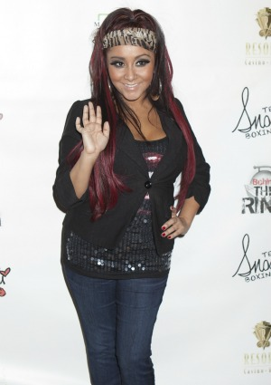 Snooki is pregnant: Tabloid report