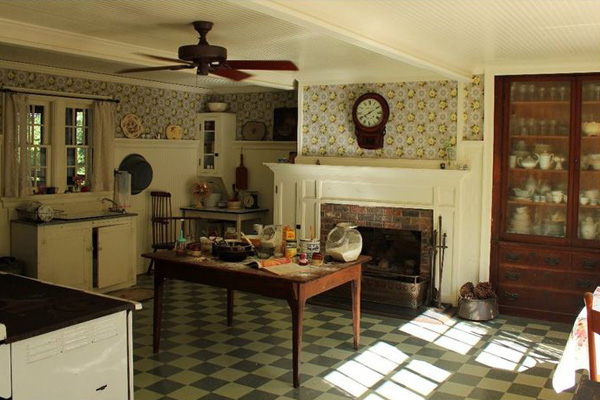Picture of Celia Foote's kitchen