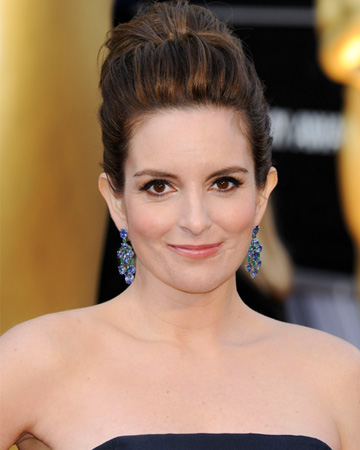 Tina Fey at 2012 Oscars