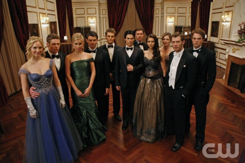 the originals have a ball!