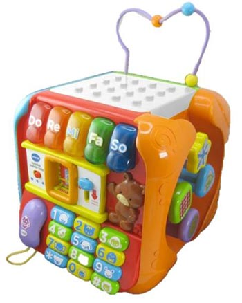 Vtech Alphabet Activity Cube