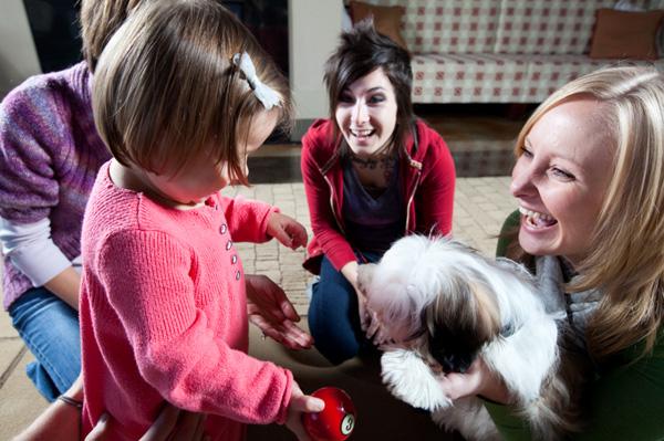 Spread some puppy love!