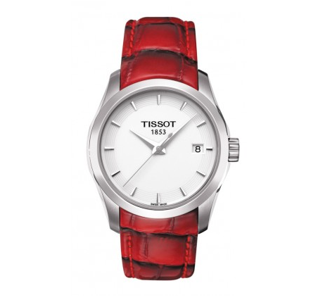 Tissot Couturier Watch 