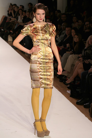 Wearable runway colors