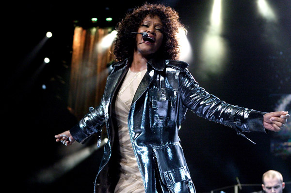 Whitney Houston Dead at 48: Celebrities react