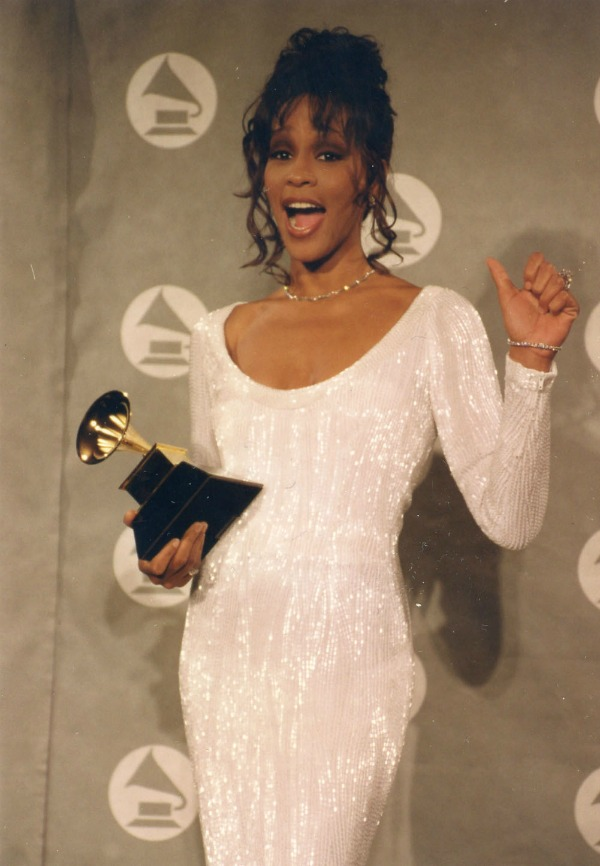 Whitney Houston - 1994 Grammy Awards