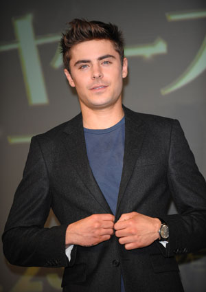 Zac Efron's condom drama at The Lorax premiere