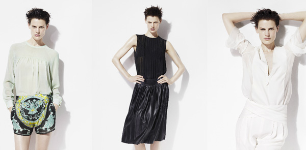 Zara Spring 2012 Collection