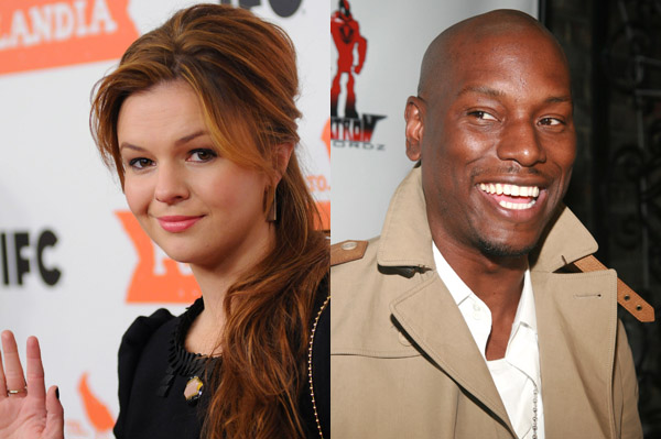 Tyrese confuses actress for Amber Rose