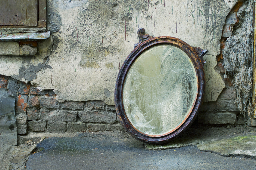 Spruce up mirrors with these fun projects