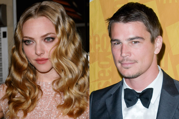Hartnett & Seyfried dating: Source