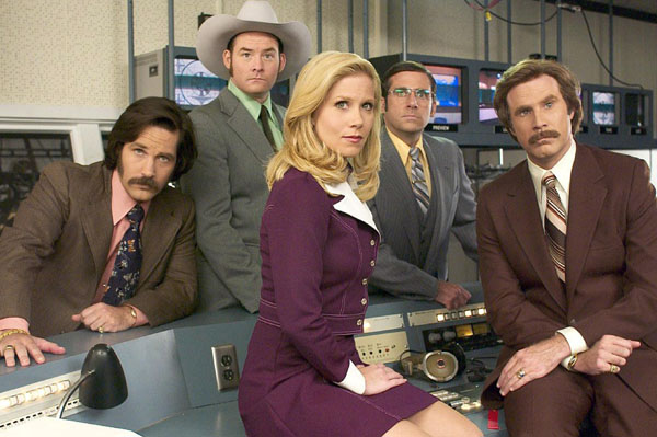 Anchorman sequel is coming in 2013