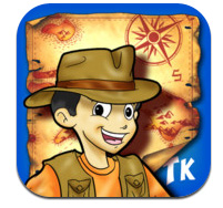 Treasure Kai and the Lost Ark of Gold Island