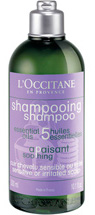 L'Occitane Aromachologie Soothing Shampoo, $20