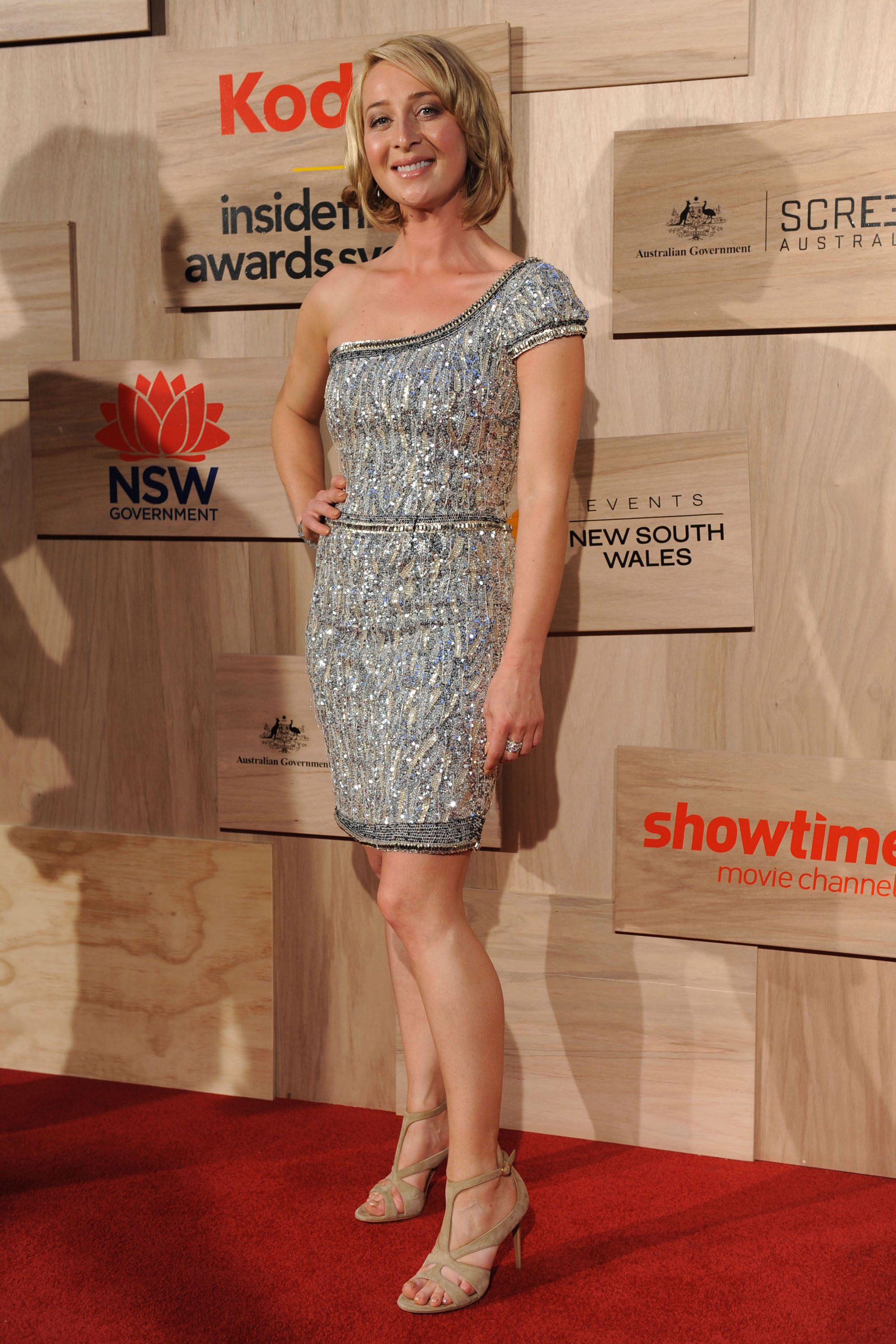Asher Keddie Logie Awards