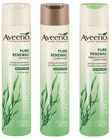 Review: Aveeno Pure Renewal