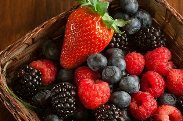 Superfoods -- Berries
