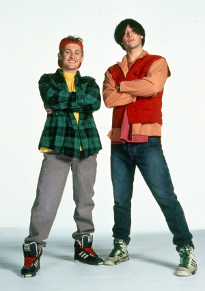 Bill and Ted making a comeback