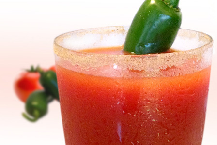 3 Extra-spicy cocktails for brunch