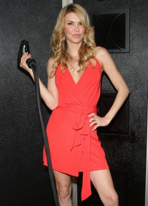 Brandi Glanville competes for love