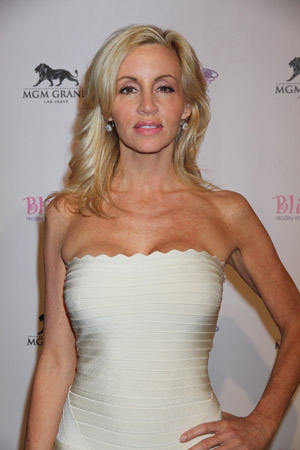 Camille Grammer said she wasn't fired