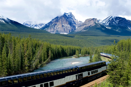 riding the rails makes a memorable vacation