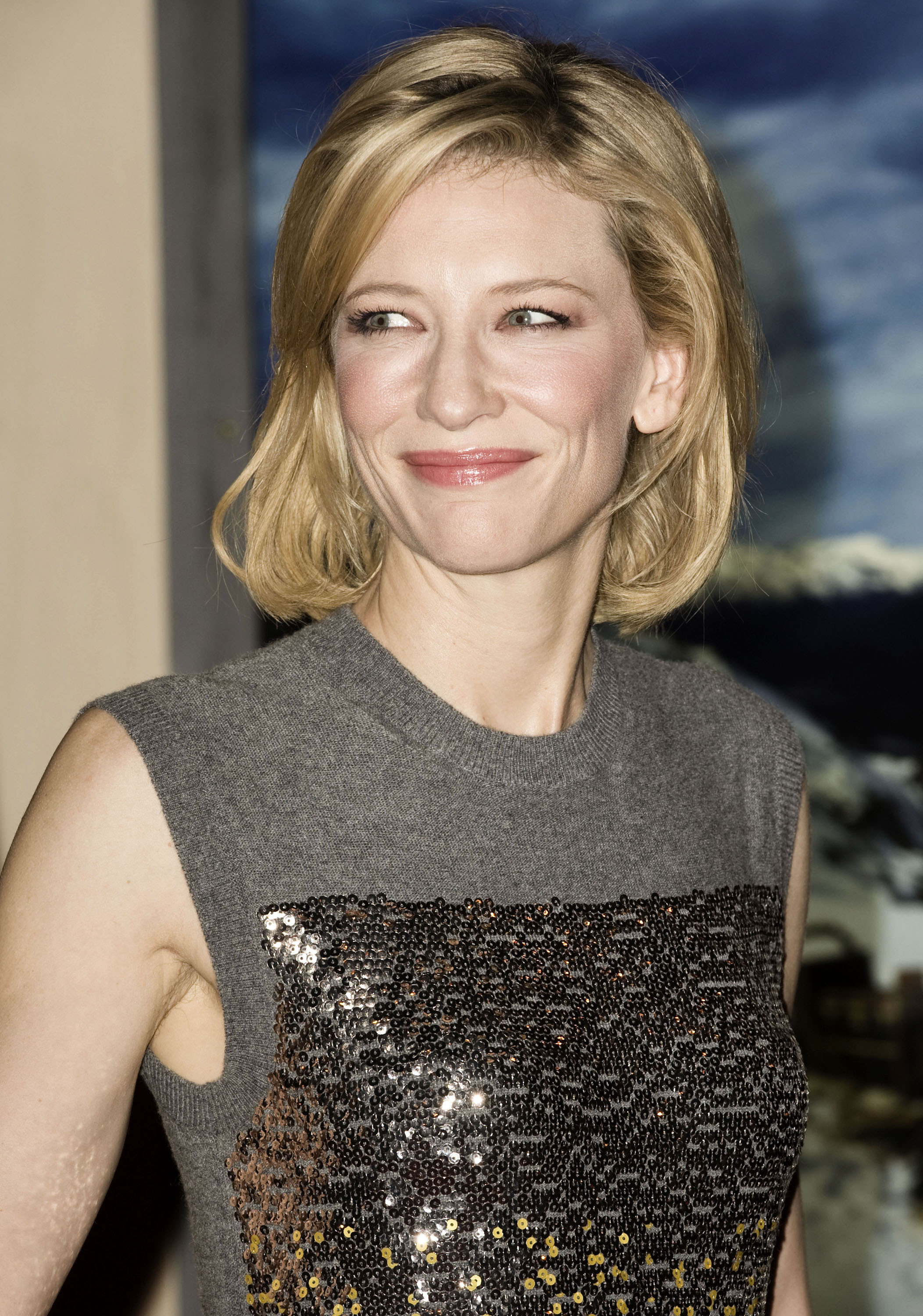 Cate Blanchett Interview Director