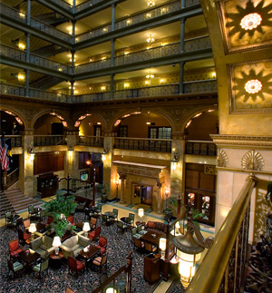 Brown Palace Hotel & Spa, Denver