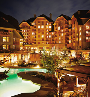 Four Seasons Whistler, British Columbia