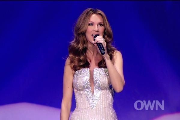 Celine Dion heads back to Vegas