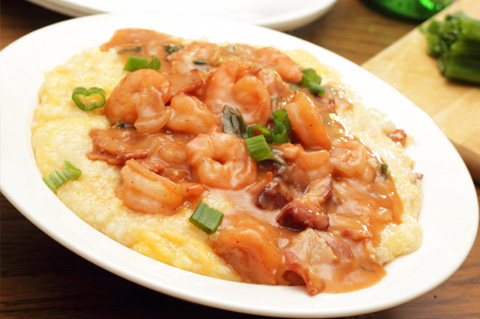 Not the Perfect Cook : Easy shrimp and grits