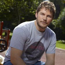 Andy Dwyer played by Christ Pratt