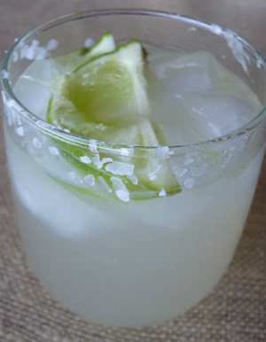 Coconut margarita