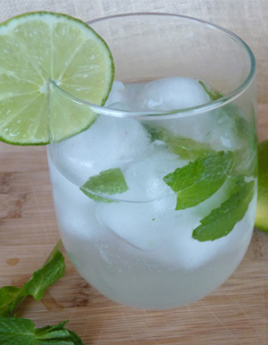 Coconut mojito