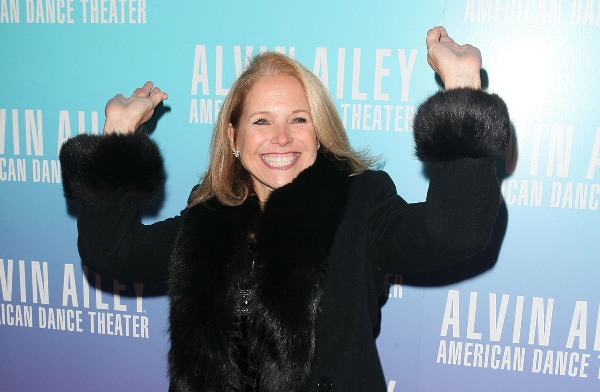Rise and shine once again with Katie Couric