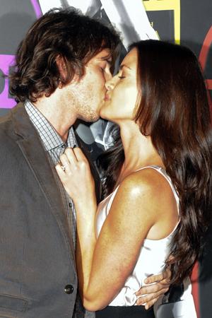 The Bachelor couple split up already?
