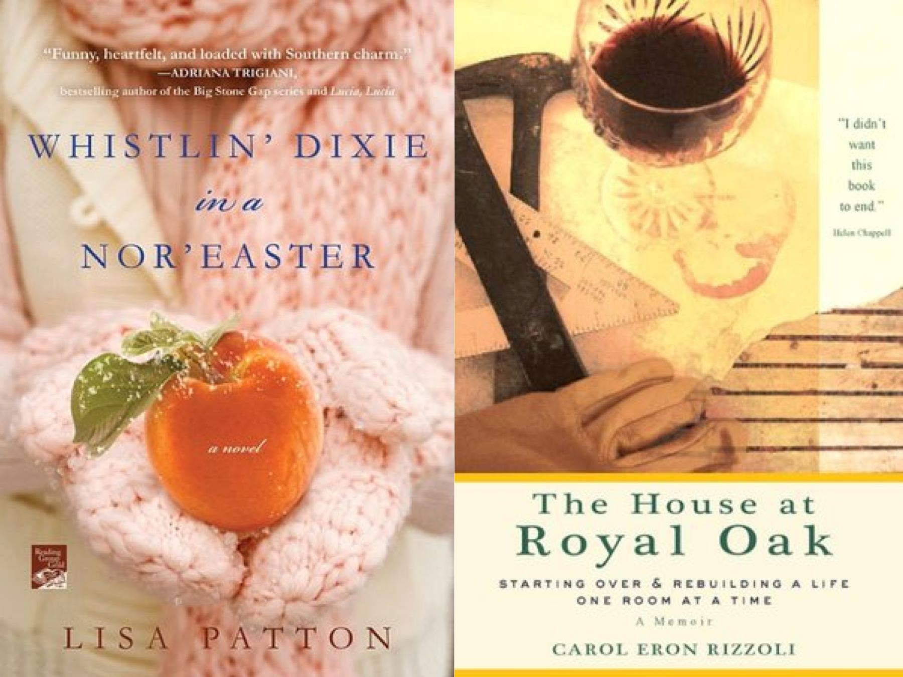 Dixie royal oak book covers