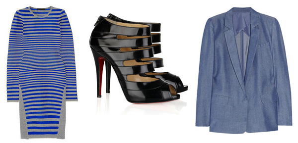 Gwenyth Paltrow's Day to night look
