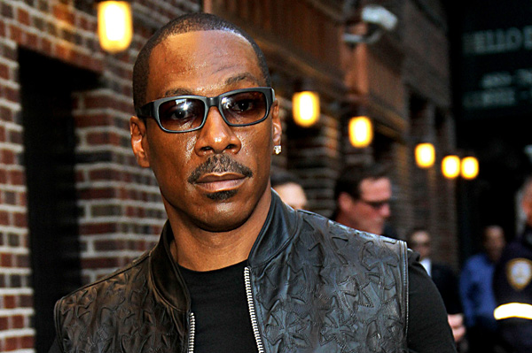Eddie Murphy talks Oscars