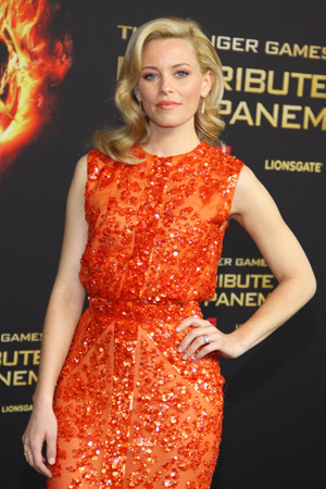 Elizabeth Banks' painful costumes