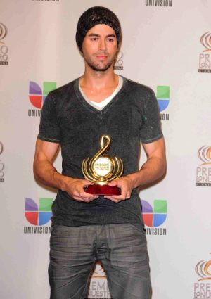 Enrique Iglesias will never put a ring on it