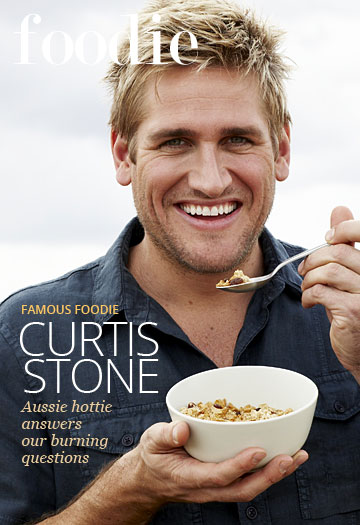 Take a bite out of Curtis Stone & Lindt truffles
