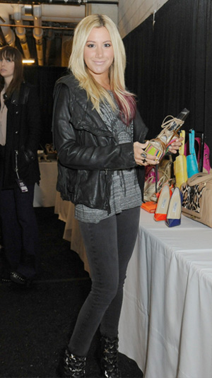 Ashley Tisdale fashiom mistake