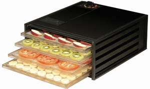 Excaliber ED2400 4-Tray Food Dehydrator