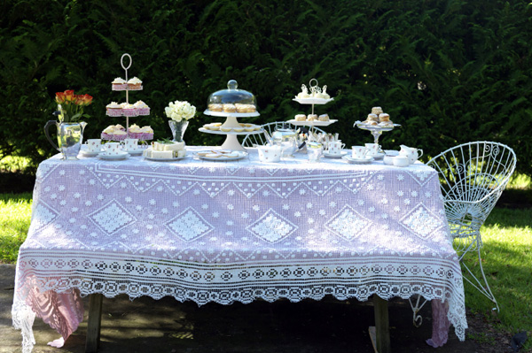 An updated classic: The bridal shower tea party