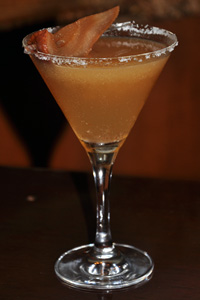 The Grilled Pear Margarita